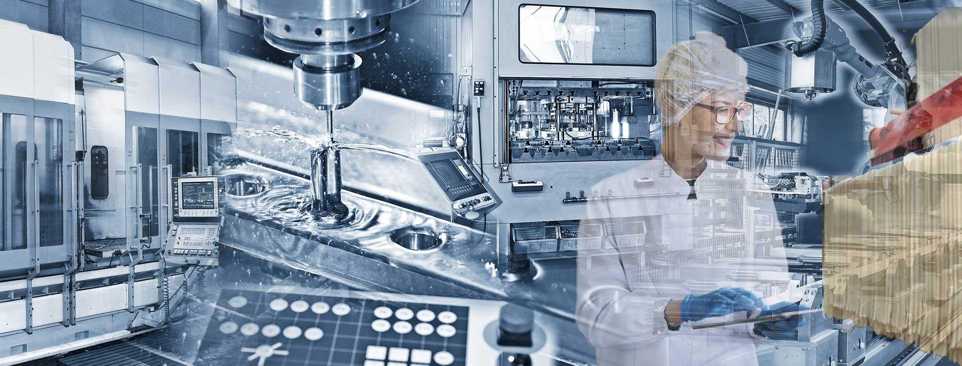 ERP para la industrial metal-mecánica